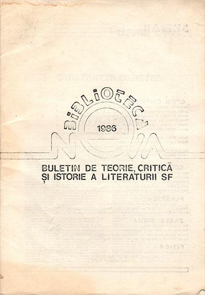 Biblioteca Nova 1986