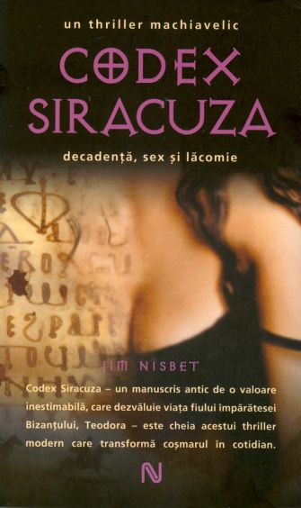 Jim Nisbet: Codex Siracuza