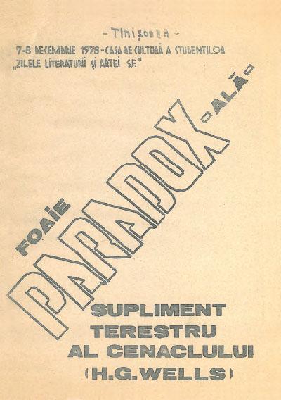 Foaie Paradox-ală (1978)
