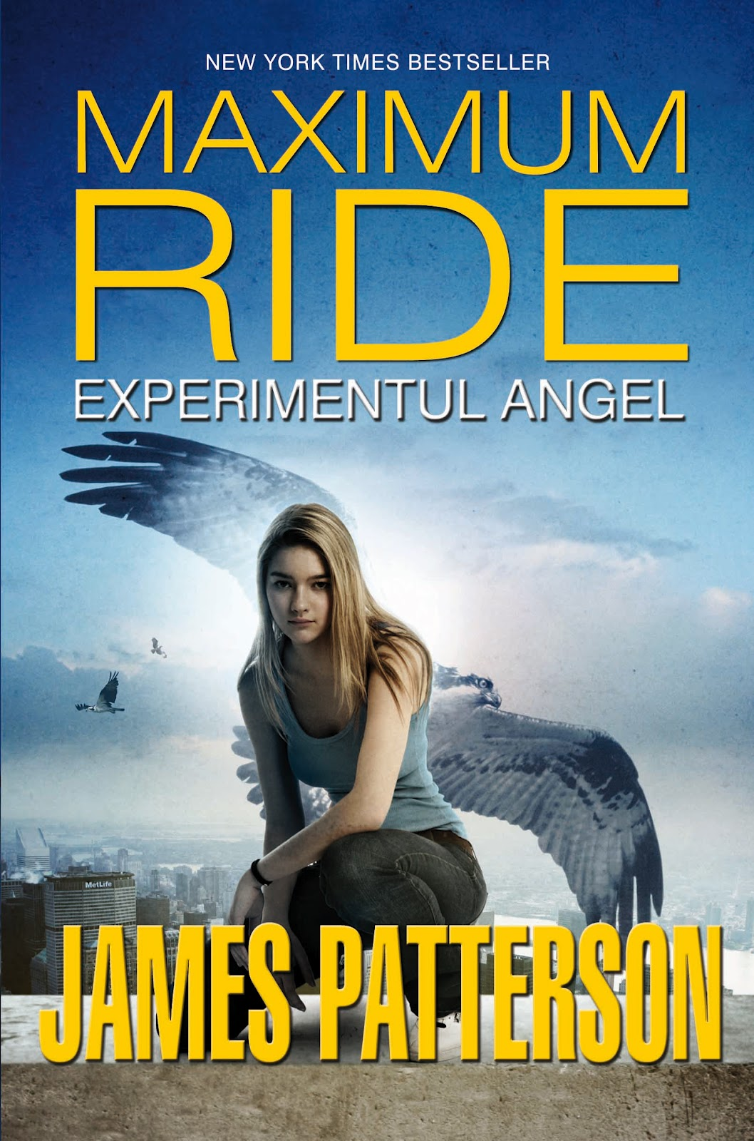 James Patterson: Experimentul Angel