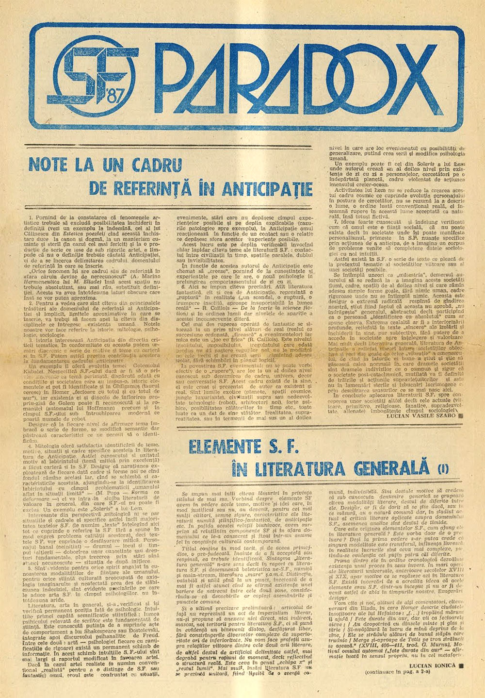 Paradox nr. 12/1987
