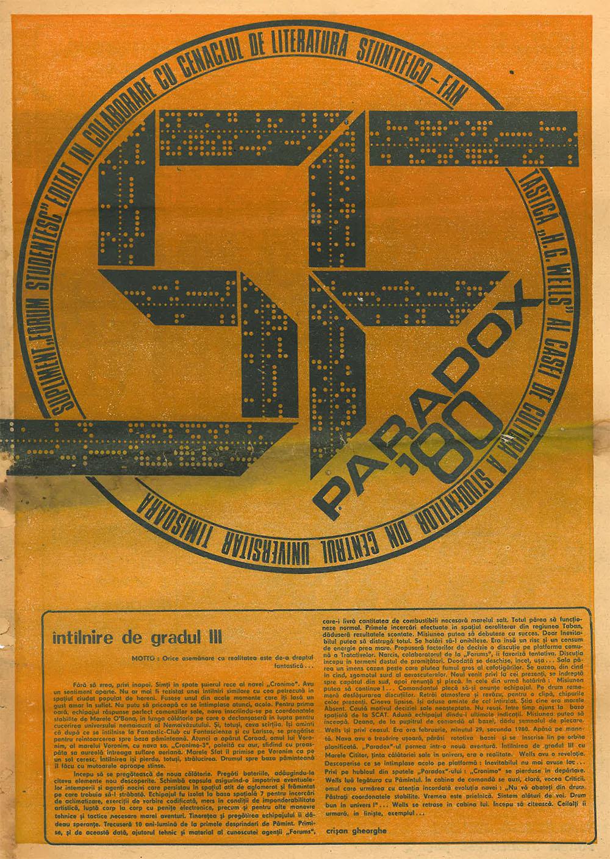 Paradox nr. 4/1980