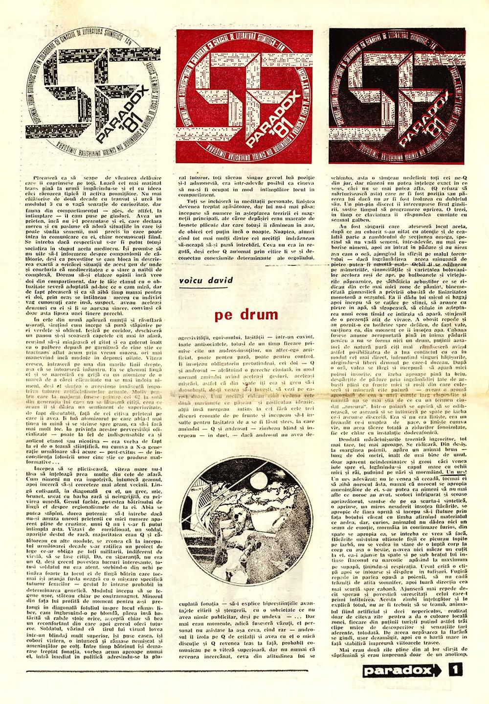 Paradox nr. 7/1981