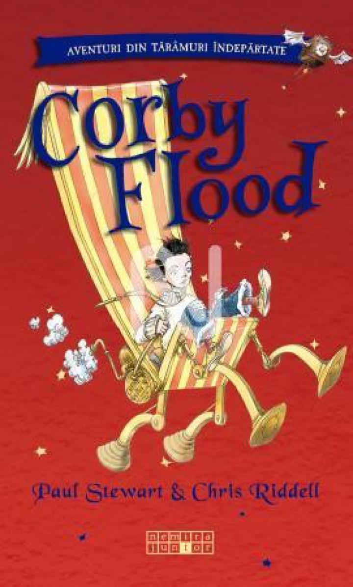 Paul Stewart & Chris Riddell: Corby Flood