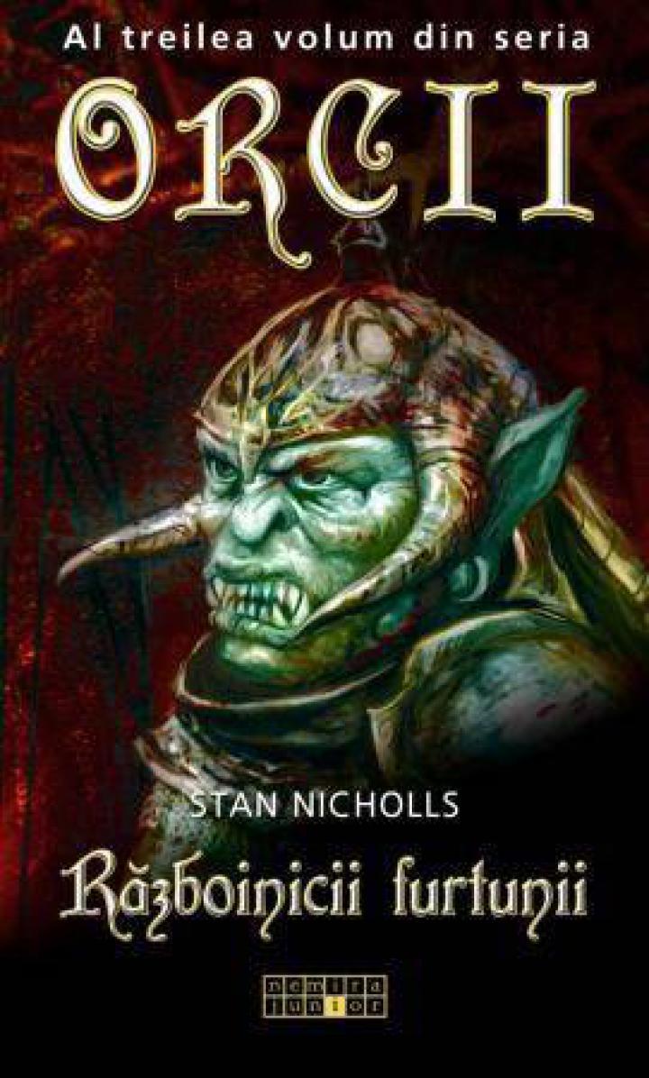 Stan Nicholls: Războinicii furtunii