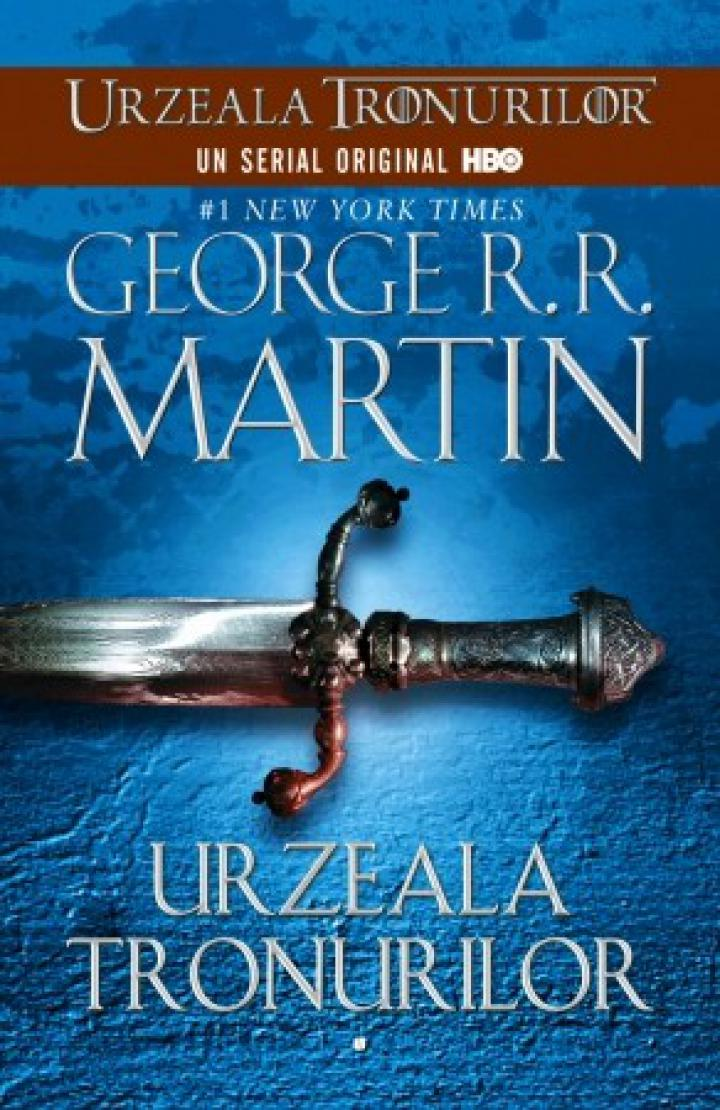 George R.R. Martin: Urzeala Tronurilor