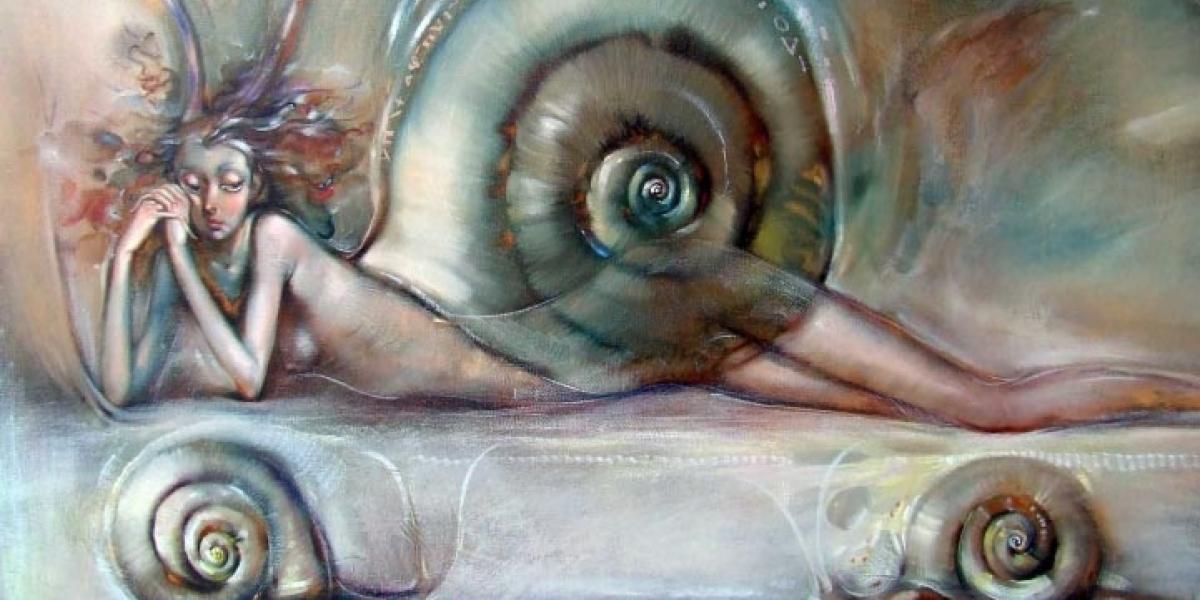 Brodetsky: Imaginaţia şi melcii