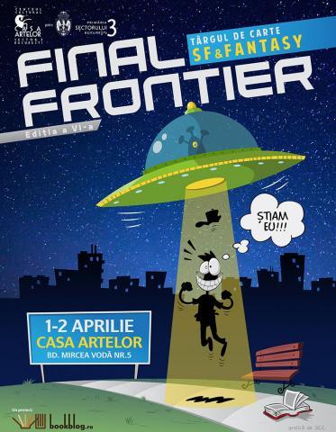 Final Frontier #6