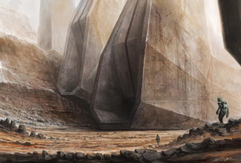 Ruins on Mars 5