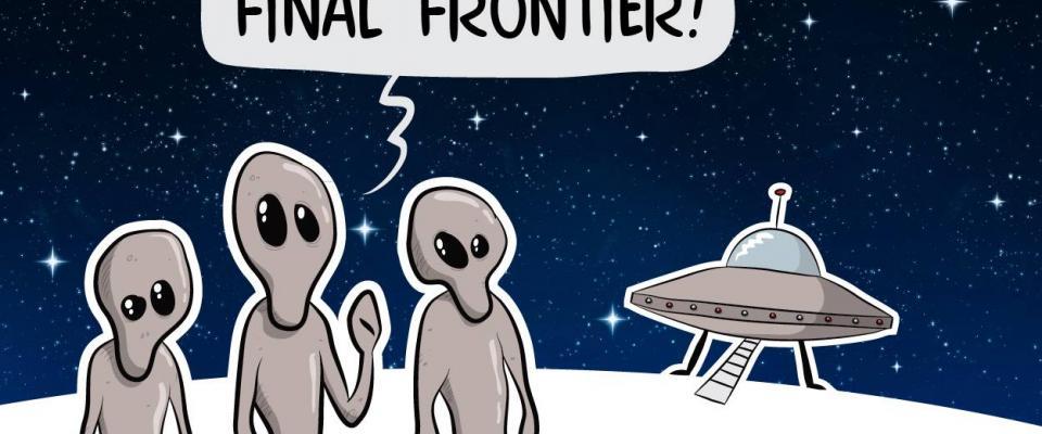 HG Wells: Ce aduce nou Final Frontier ediția a V-a